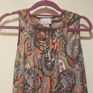 Ivy Lane Dresses - Nwt Ivy Lane Loose Flirty Dress Small